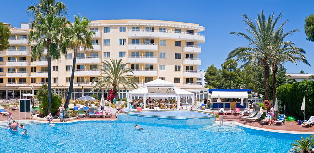 Hotel Ivory Playa Sports & Spa, Spain, Balearic Islands, Mallorca - TRIPinVIEW
