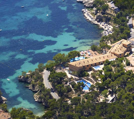 Hotel Petit Cala Fornells Restaurant