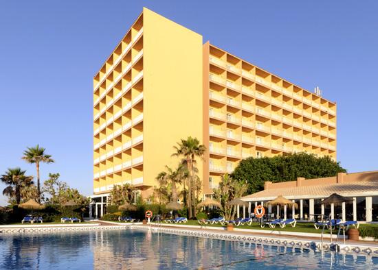 Tryp malaga guadalmar hotel spain andalusia malaga for Hotels malaga