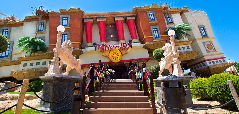 Sol Katmandu Park Amp Resort Spain Balearic Islands