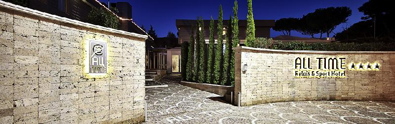 All Time Relais And Sport Hotel Rome