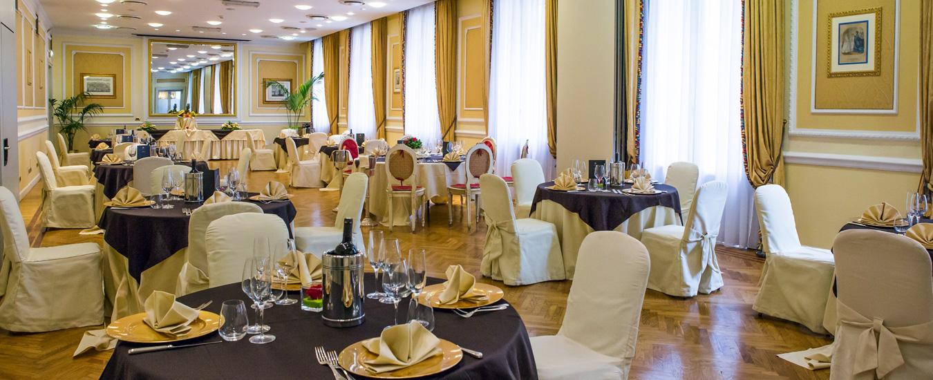 Hotel Savoia Genova Spa