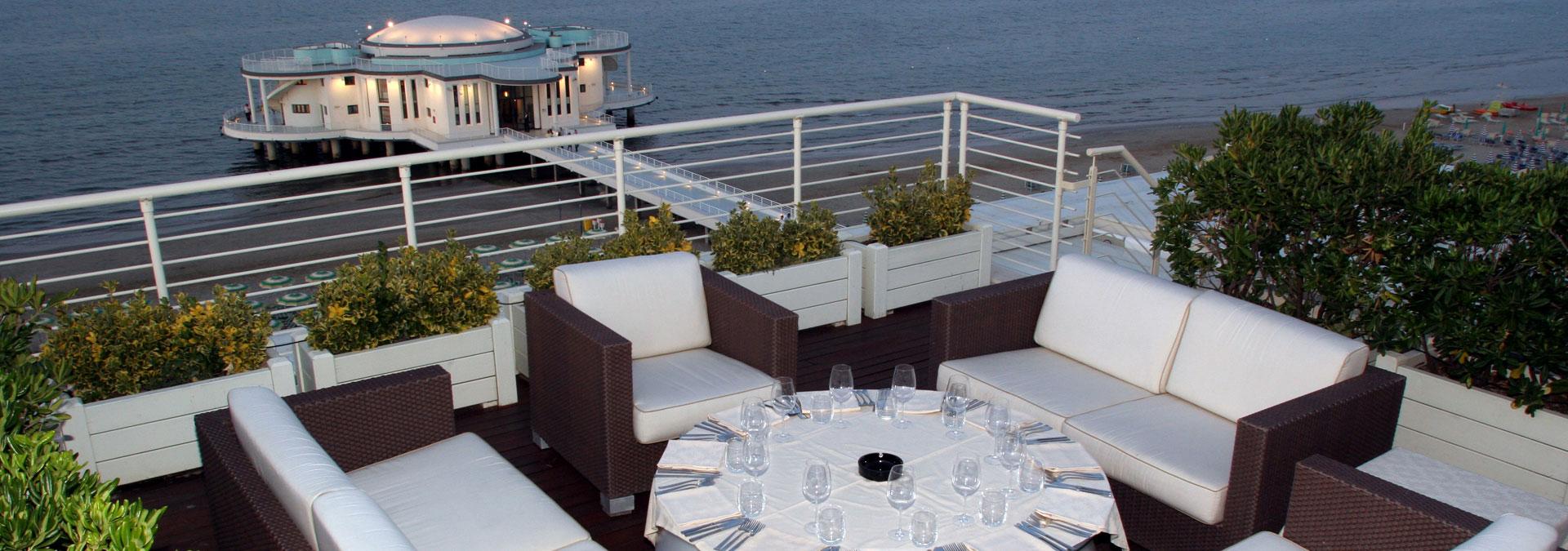 Terrazza Marconi Hotel&Spamarine, Italy, Marche, Ancona - TRIPinVIEW