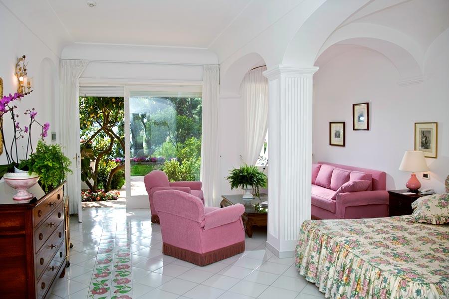 Hotel Villa Brunella Italy Campania Capri Tripinview