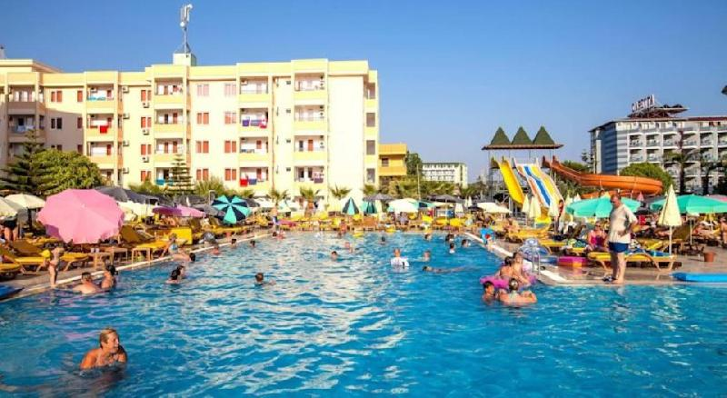 Eftalia Aqua Resort Hotel Website