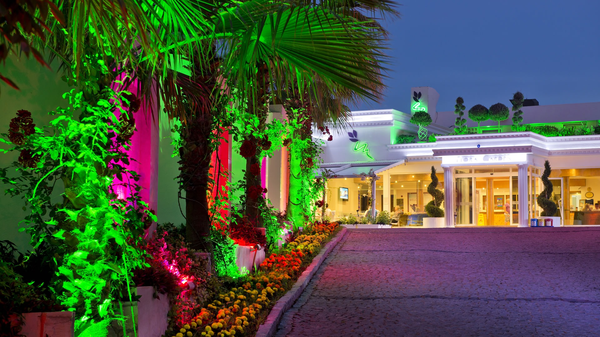 Flora Garden Beach Club Hotel, - TRIPinVIEW
