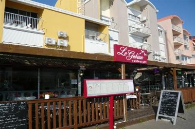 TRIPinVIEW Destination France LanguedocRoussillon Aude - Hotel port beach gruissan