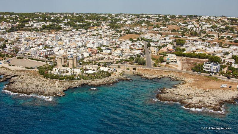Italy, Apulia, Lecce, Santa Maria al Bagno - TRIPinVIEW