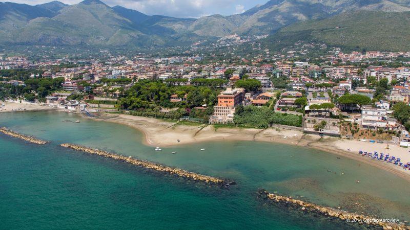 Italy Lazio Latina Formia Tripinview