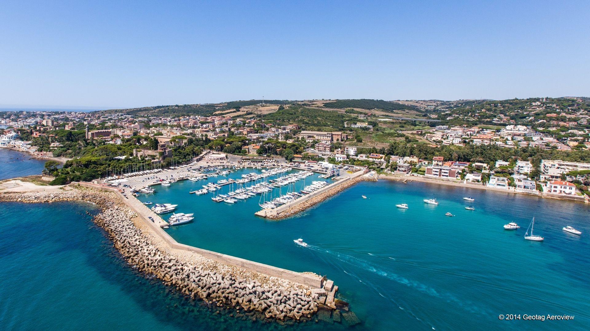 TRIPinVIEW: marina Porto Odescalchi Santa Marinella