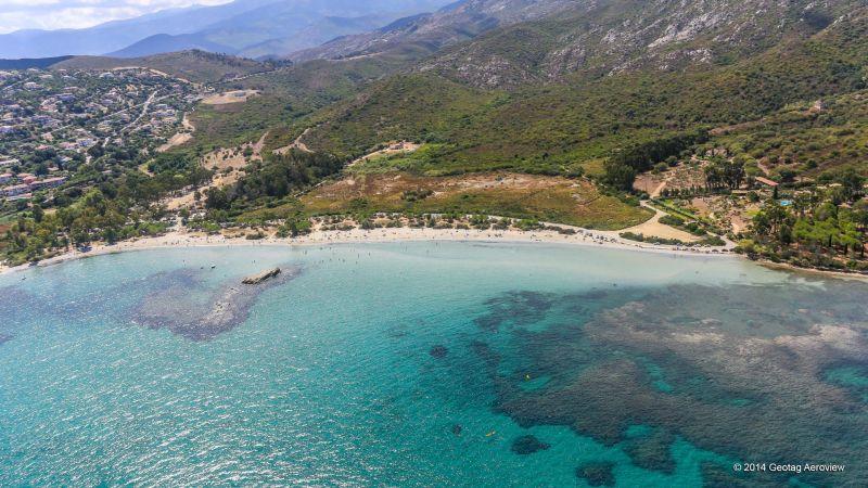France Corse Haute Corse Calvi Plage De La Roya Tripinview