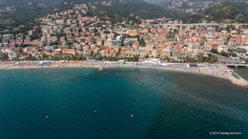 Italy Liguria Savona Varazze Tripinview