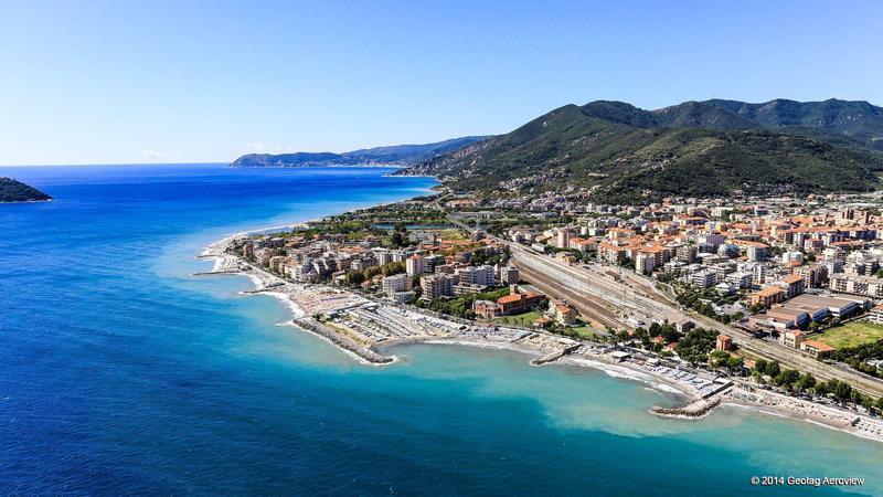 Italy Liguria Savona Albenga Tripinview