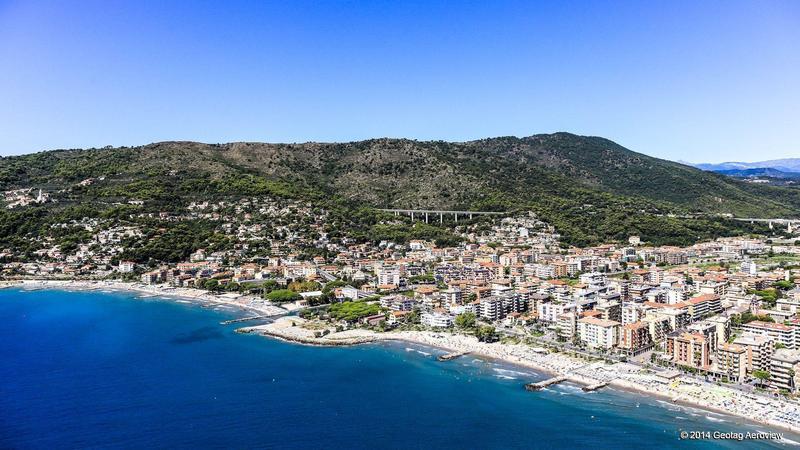 Italy Liguria Savona Andora Tripinview