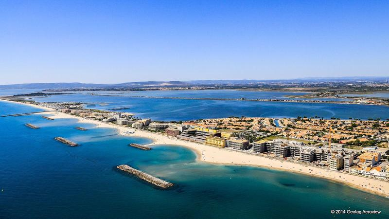 Go to the beach without a car - around Montpellier ... |Montpellier France Beaches