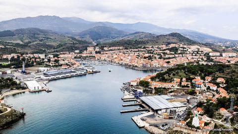 Tripinview port vendres france languedoc roussillon pyr n es orientales c ret - Immobilier port vendres pyrenees orientales ...