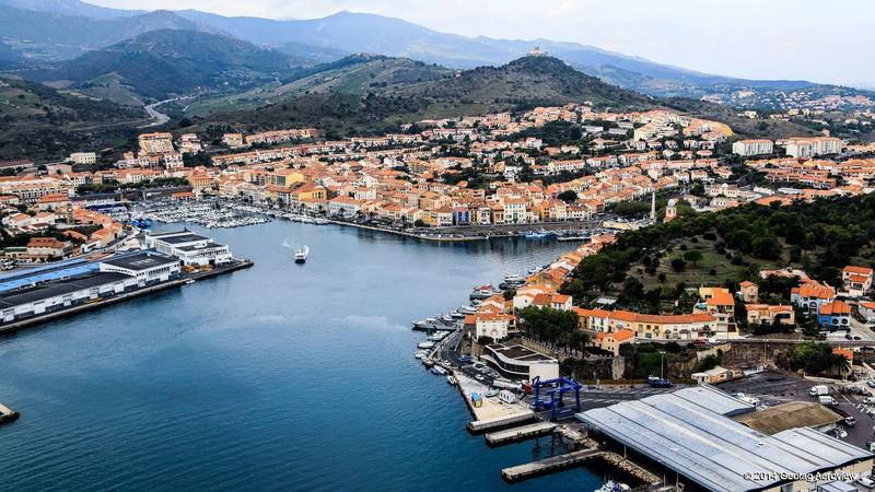 France languedoc roussillon pyr n es orientales c ret port vendres tripinview - Immobilier port vendres pyrenees orientales ...