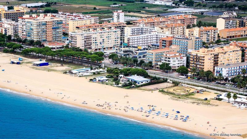 Hotel Maripins Malgrat De Mar