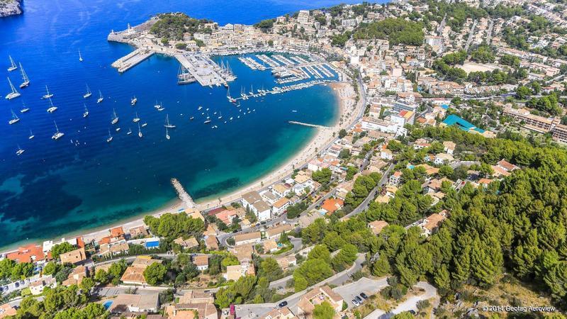Spain islas baleares baleares port de s ller tripinview - Islas de baleares ...