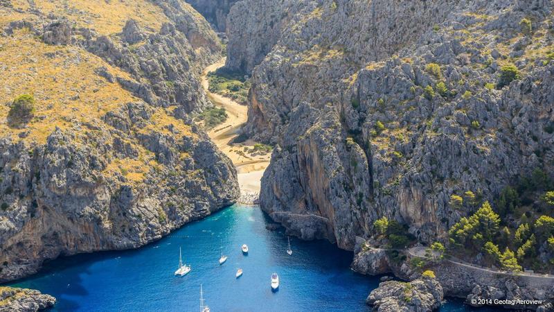 Spain islas baleares baleares mallorca sa calobra - Mallorca islas baleares ...