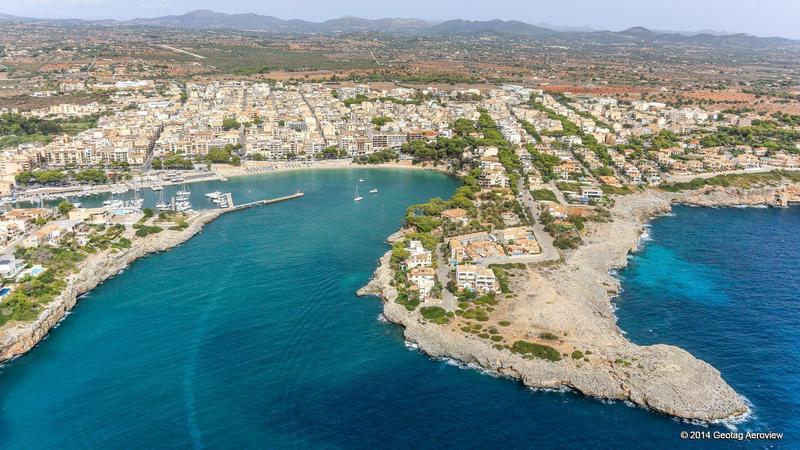 Spain islas baleares mallorca playa de porto cristo - Mallorca islas baleares ...