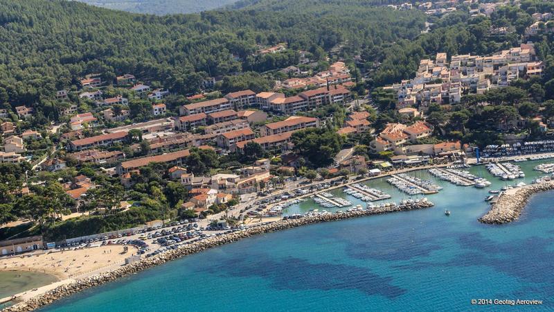France provence alpes c te d 39 azur bouches du rh ne marseille saint cyr sur mer tripinview - Office tourisme st cyr sur mer ...