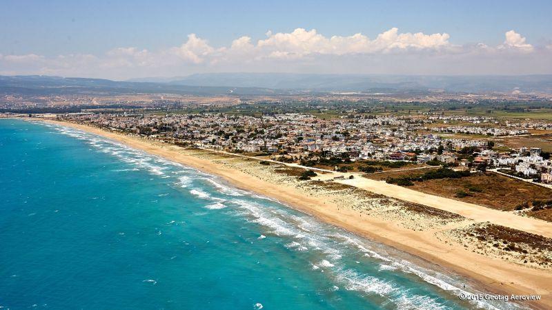 Turkey, Mersin, Silifke, Kum Mahallesi Beach - TRIPinVIEW