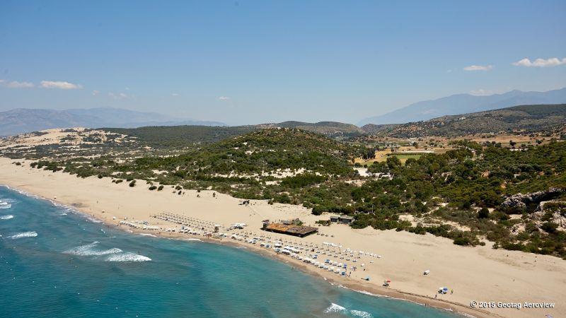 Turkey, Antalya, Kas, Patara Beach - TRIPinVIEW