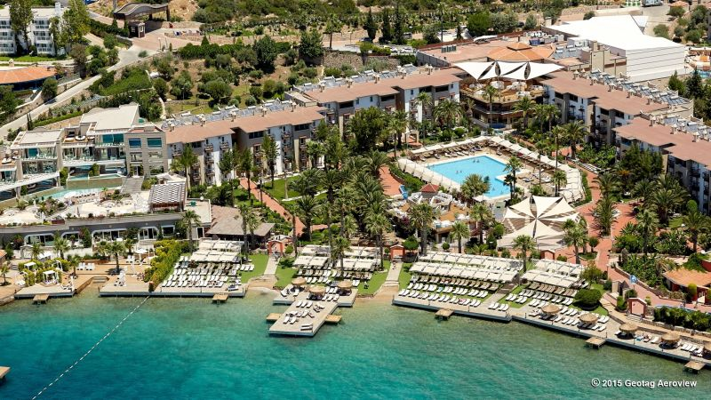 Ersan Resort Spa Hotel