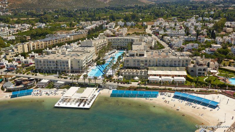La Blanche Hotel Turkey