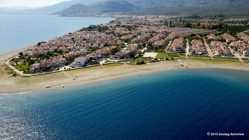 Turkey, Balikesir, Edremit, Akcay, Heramis Termal Resort ...